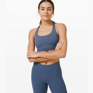 Lululemon Ink Blue Energy Bra